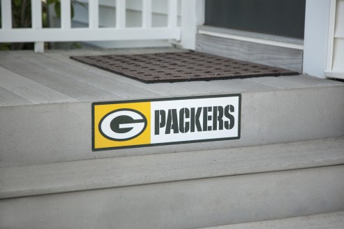 Green Bay Packers Outdoor Step Graphic