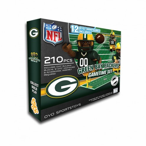 Green Bay Packers OYO Game Time Set