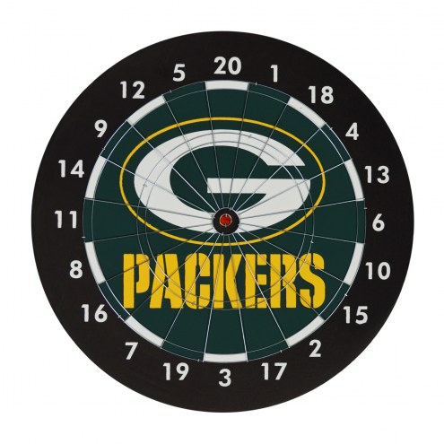 Green Bay Packers Paper Dartboard Gift Set