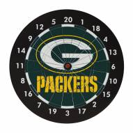 Green Bay Packers Paper Dartboard Gift Set