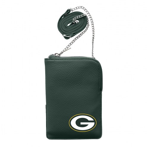 Green Bay Packers Pebble Smart Purse