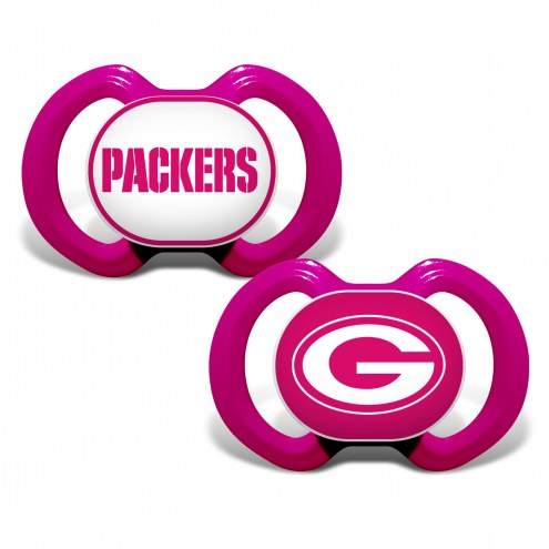 Green Bay Packers Baby Pacifier 2-Pack