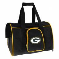 Green Bay Packers Premium Pet Carrier Bag