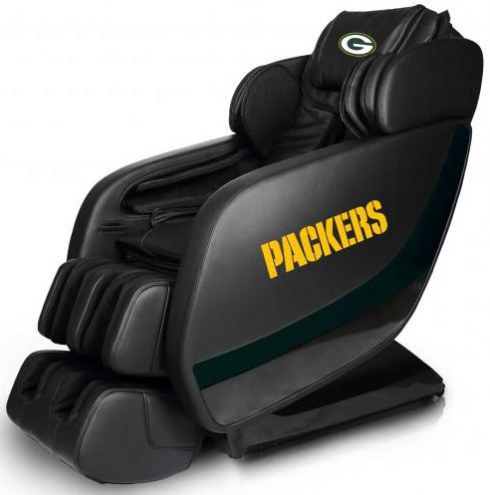 Green Bay Packers Professional 3D Massage Chair