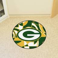 Green Bay Packers Quicksnap Rounded Mat