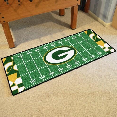 Green Bay Packers Quicksnap Runner Rug