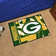 Green Bay Packers Quicksnap Starter Rug