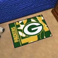Green Bay Packers Quicksnap Starter Rug