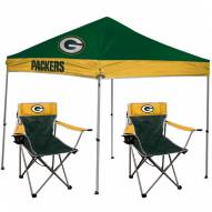 Green Bay Packers Rawlings Canopy Tent & Chair Set
