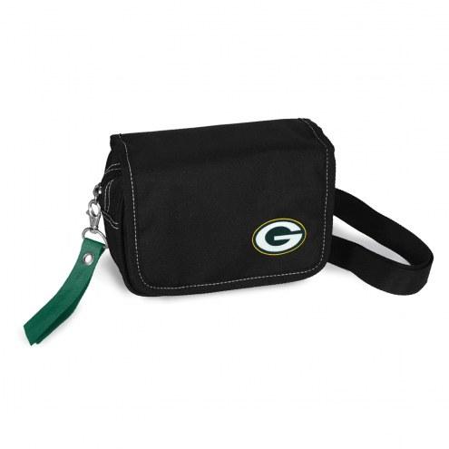 Green Bay Packers Ribbon Waist Pack Purse