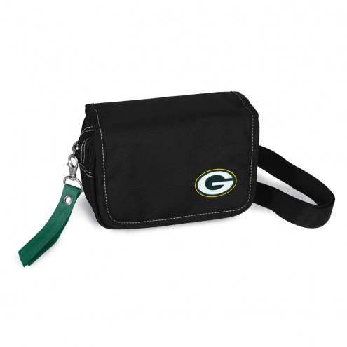 Green Bay Packers Ribbon Waist Pack Purse