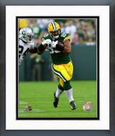 Green Bay Packers Richard Rodgers Action Framed Photo