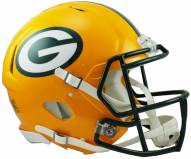Green Bay Packers Riddell Speed Full Size Authentic Football Helmet