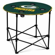 Green Bay Packers Round Folding Table