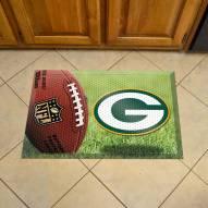 Green Bay Packers Scraper Door Mat