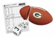 Green Bay Packers Shake N' Score Travel Dice Game