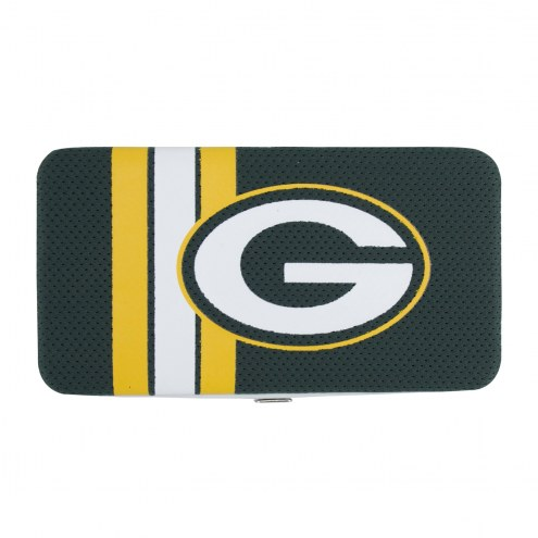 Green Bay Packers Shell Mesh Wallet