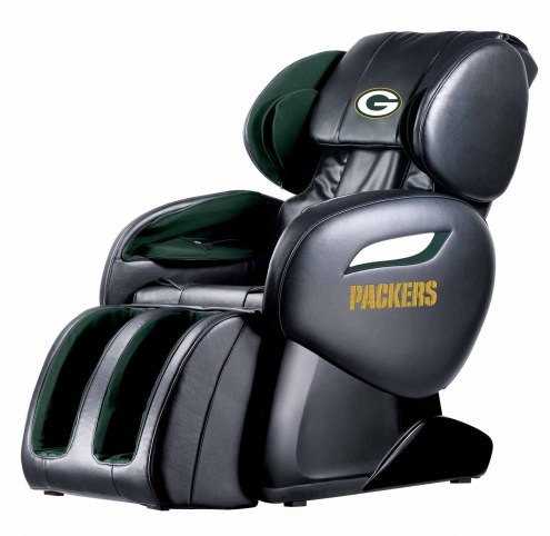 Green Bay Packers Shiatsu Zero Gravity Massage Chair