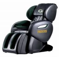 Green Bay Packers Shiatsu Zero Gravity Massage Chair