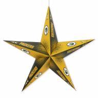 Green Bay Packers Star Lantern