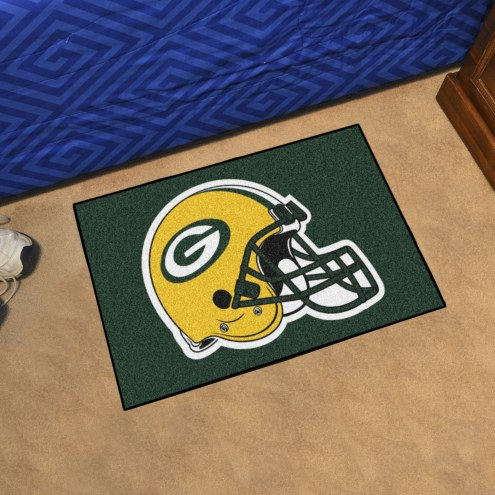 Green Bay Packers Starter Rug