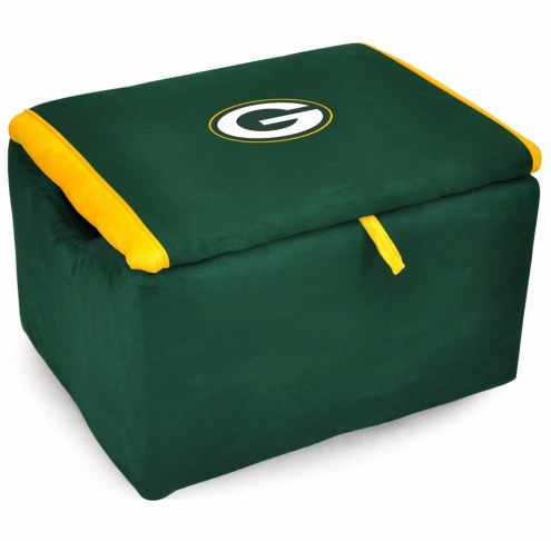Green Bay Packers Storage Bench