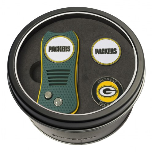 Green Bay Packers Switchfix Golf Divot Tool & Ball Markers