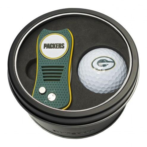 Green Bay Packers Switchfix Golf Divot Tool & Ball