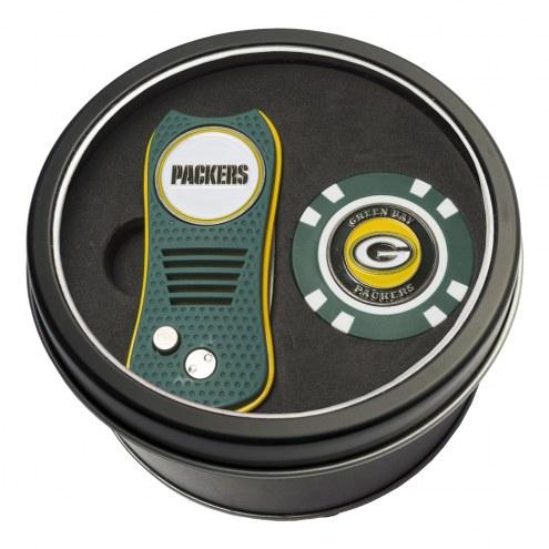 Green Bay Packers Switchfix Golf Divot Tool & Chip
