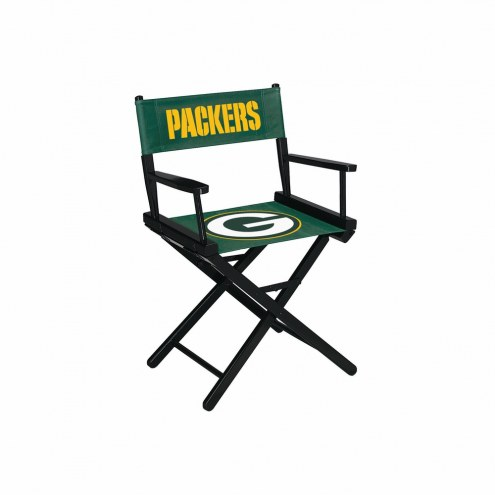 Green Bay Packers Table Height Director's Chair