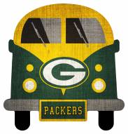 Green Bay Packers Team Bus Sign
