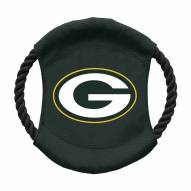 Green Bay Packers Team Frisbee Dog Toy
