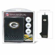 Green Bay Packers Golf Gift Set