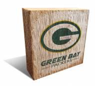 Green Bay Packers Team Logo Block