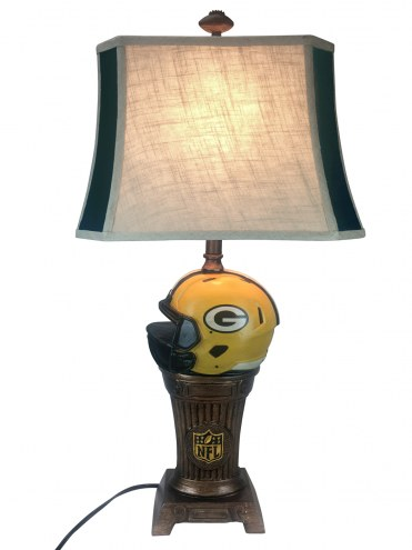 Green Bay Packers Trophy Lamp