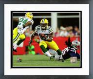 Green Bay Packers Ty Montgomery Action Framed Photo