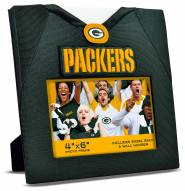 Green Bay Packers Uniformed Picture Frame