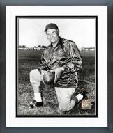 Green Bay Packers Vince Lombardi 1964 Posed Framed Photo