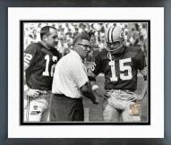 Green Bay Packers Vince Lombardi 1967 Action Framed Photo