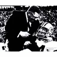 "Green Bay Packers Vince Lombardi & Jerry Kramer Signed 16"" x 20"" Photo"