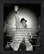 Green Bay Packers Vince Lombardi Framed Pro Quote