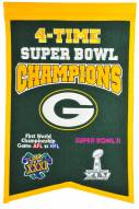 Green Bay Packers Champs Banner