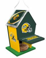 Green Bay Packers Wood Birdhouse