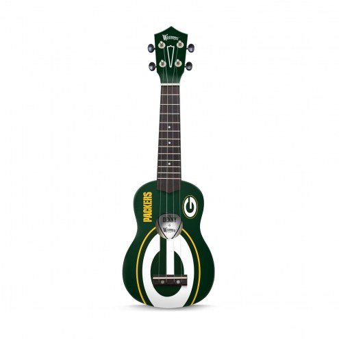 Green Bay Packers Woodrow Denny Ukulele