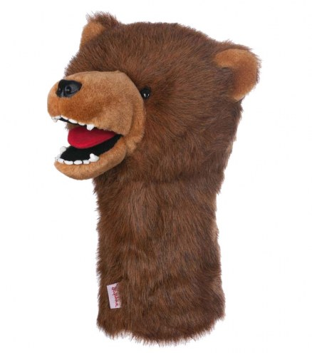Grizzly Bear Oversized Animal Golf Club Headcover