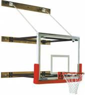 Gymnasium Stationary Wall Mount Basketball Hoops