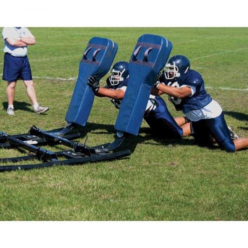 Hadar 2-Man Middle School Football Sled