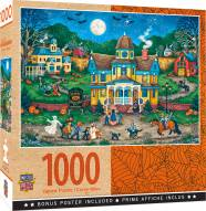 Halloween The Tag Along 1000 Piece Puzzle