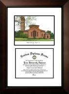 Hampton Pirates Legacy Scholar Diploma Frame