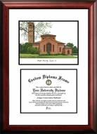 Hampton Pirates Scholar Diploma Frame